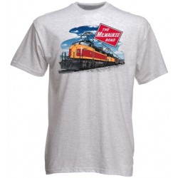 T-Shirt Milwaukee Little Joe M_4206