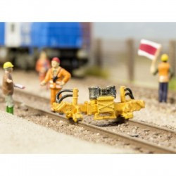 HO 3D mini Schienen-Umsetzmaschine_42061
