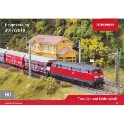 HO Fleischman Hauptkatalog 17/18_42087