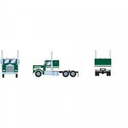 140-92661 HO KW Tractor green & White_42205