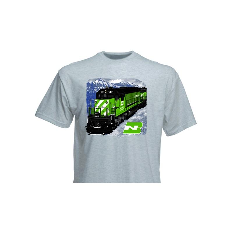 T-Shirt BN in Montana M_4226
