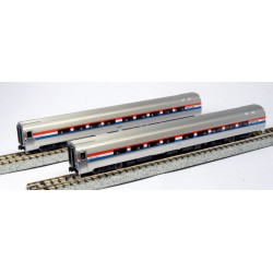 N Amtrak Amfleet II Phase III Set A_42650