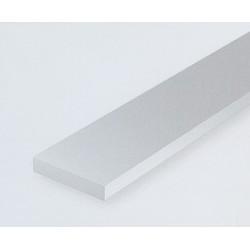 Polystyrol Vierkant 35 cm 0,25 mm x 0,5 mm 10 Stk_43