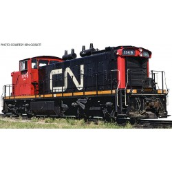 606-70048 N 1100 Series CN red Cab 1151 DC/Silent_43032