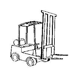 555-3000 N 3000 lb Forklift kit (Weissmetall)_43101