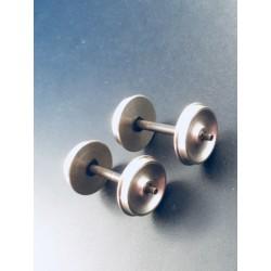 "53-27893-4 ON30 26"" Scale Wheels ( 13.65mm )_43137"