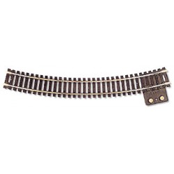 150-845 HO Terminal Section Snap-Track(R), Nickel-_43138