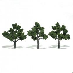 Bäume 10,2 - 12,7 cm mittelgrün_4332