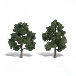 Bäume 12,7 - 15,25 cm mittelgrün_4333