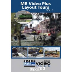 400-15334 DVD MR Video Plus Layout Tours Vol. 3 DV