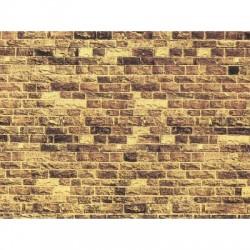 """HO/TT Mauerplatte """"Sandstein"""" 64x15 cm_43388"""