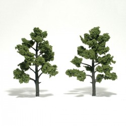 Bäume 12,7 - 15,25 cm hellgrün_4341