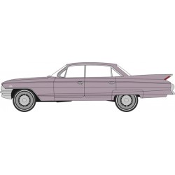 553-87CSD61001 HO 1961 Cadillac Sedan de Ville - A_43421