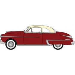 553-87OR50001 HO 1950 Oldsmobile Rocket 88 - Assem_43430