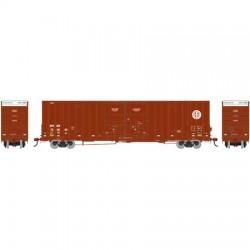 140-75077 HO 60' Gunderson Box Car BNSF 760745_43479