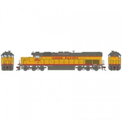 HO SD40T-2 w/DCC & Sound, UP 2904_43661