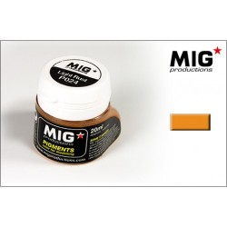 MIG-P024 Pigment Color Light Rust_43722