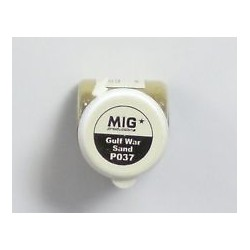 MIG-P037 Pigment Color Gulf War Sand_43746