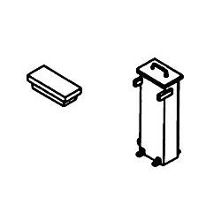 235-107 HO Vent & Electrical Cabinet Sets