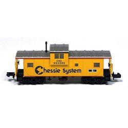 150-30231 N EV Caboose Chessie C+O (Arnold K.)