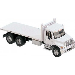 949-11650 HO International(R) 7600 3-Axle Flatbed_44309
