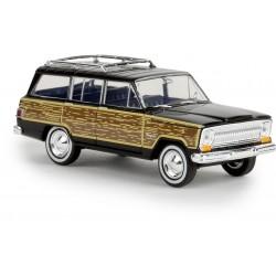 "HO Jeep Wagoneer ""woody""_44493"
