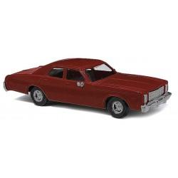 HO 1976 Plymouth Fury Sedan Maroon_44502