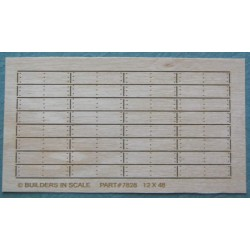 169-5825 HO Treppentritte aus Holz 14mm breit_44638