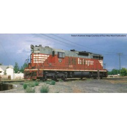 HO EMD SD9 Diesel CB&Q No 337 DC_44779