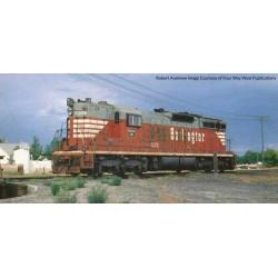 HO EMD SD9 Diesel CB&Q No 341 DC_44780
