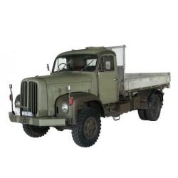 O 1:43 Berna 2VM Militärlastwagen Kipper 4x4_45218