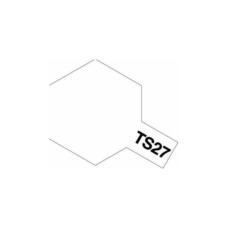Tamiya Spray Weiss (TS-27)_45287
