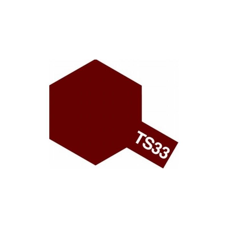 Tamiya Spray rubber black (TS-82)_45637