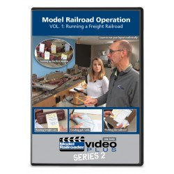 DVD Model Railroad Operation Vol. 1: Running a Fre_45671