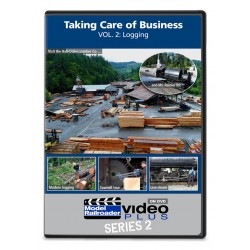 DVD Taking Care of Business Vol. 2: Logging_45673