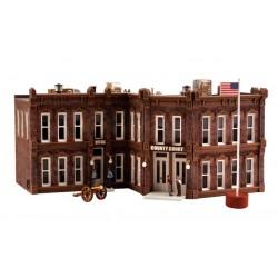 243-DPM12500 HO County Corthouse