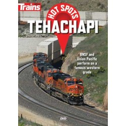 DVD Trains Hot Spots: Tehachapi DVD_46311