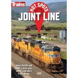 DVD Trains Hot Spots: Joint Line DVD_46313