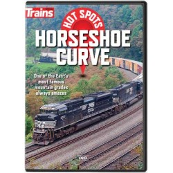 DVD Hot Spots DVD Horseshoe Curve_46319