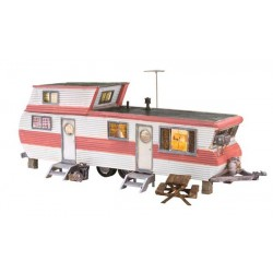 HO Double Decker Trailer - Built & Ready_46633