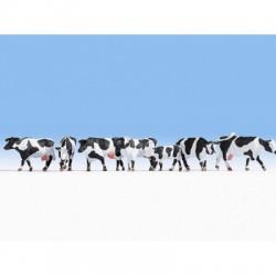 HO Kühe, schwarz-weiss_47019