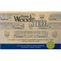 6109-woodsteel From Wood to Steel Classic  Can RW_47369