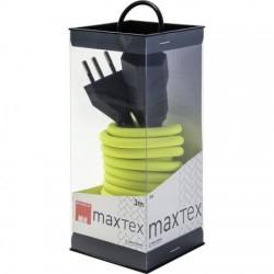 1406-28.75409 Verlängerung MaxTex 3m gelb 1,0mm2,_4762