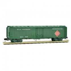 N 52' riveted express Reefer REA Nr 7006_47664