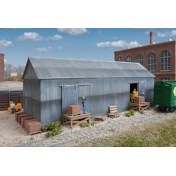 HO Brickworks Storage Building_47840