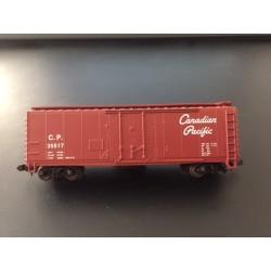 N 40' Plug Door Box Car Canadian Pacific Nr 35517_48066