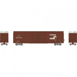 HO 60' FMC Double Box Car Conrail (NYC) Nr 221774_48086
