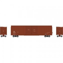 HO 60' FMC Double Box Car TFM Nr 21034_48101