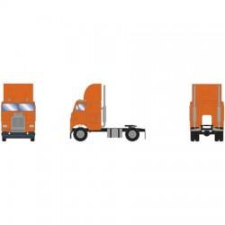 HO Freightliner Tractor orange_48108