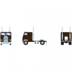 HO Freightliner Tractor black / schwarz_48110